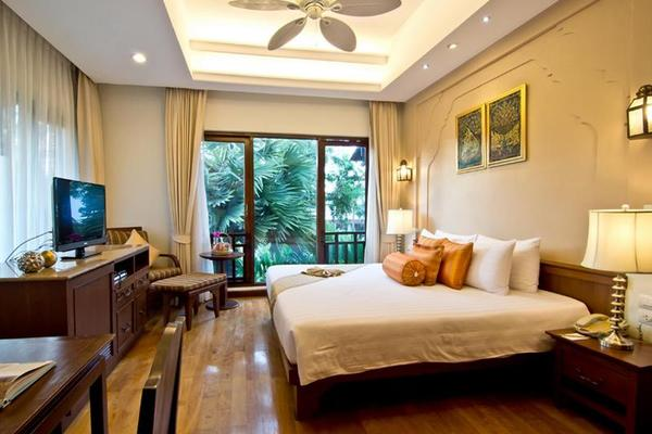 Chambre - Ravindra Beach Resort & Spa 5* Bangkok Thailande
