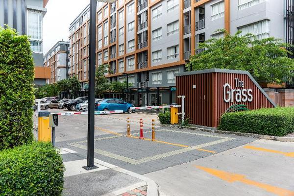 Facade - The Grass Serviced Suites By At Mind 3* Bangkok Thailande