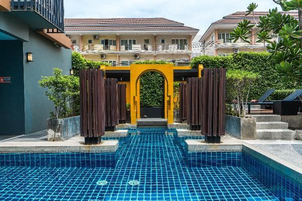 Piscine - The Grass Serviced Suites By At Mind 3* Bangkok Thailande