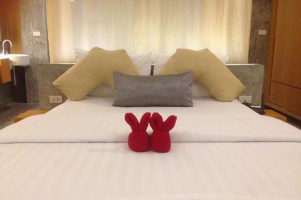 Facade - The Now Hotel Jomtien Beach Pattaya 3* Bangkok Thailande