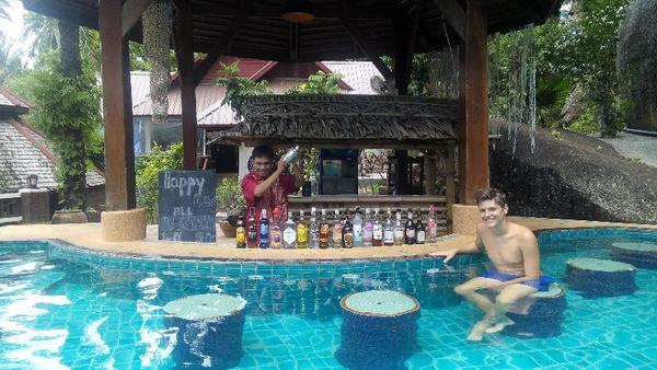 Bar - Bay Thani Samui Resort 3* Koh Samui Thailande