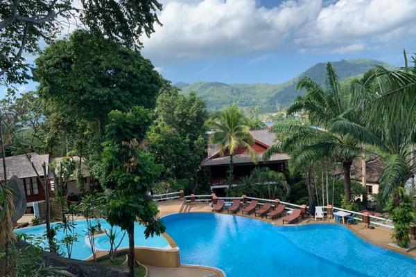 Facade - Bay Thani Samui Resort 3* Koh Samui Thailande