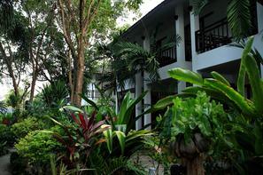 Thailande-Koh Samui, Hôtel Lamai Wanta Beach Resort