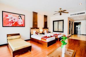 Thailande-Krabi, Hôtel Aonang Nagapura Resort & Spa