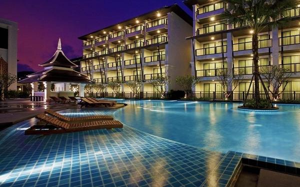 Facade - Centara Anda Dhevi Resort & Spa Krabi 4* Krabi Thailande