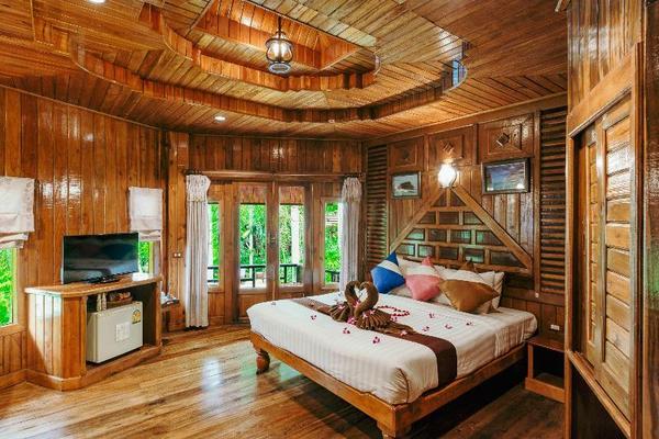 Facade - Phupha Aonang Resort 3* Krabi Thailande