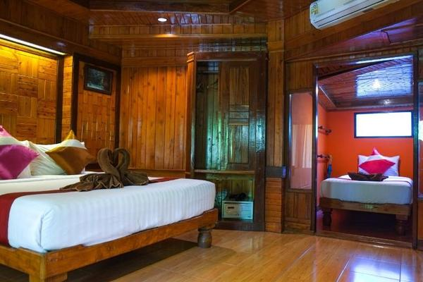 Chambre - Phupha Aonang Resort 3* Krabi Thailande