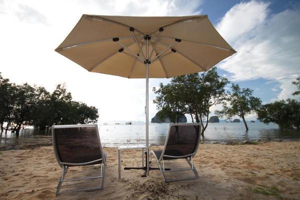Facade - Tha Lane Bay Villas 4* Krabi Thailande