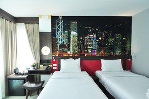 Thailande-Phuket, Hôtel Aim Patong Hotel