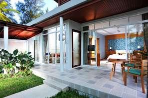 Thailande-Phuket, Hôtel Apsara Beachfront Resort And Villa