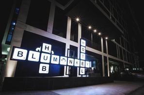 Thailande-Phuket, Hôtel Blu Monkey Hub & Hotel