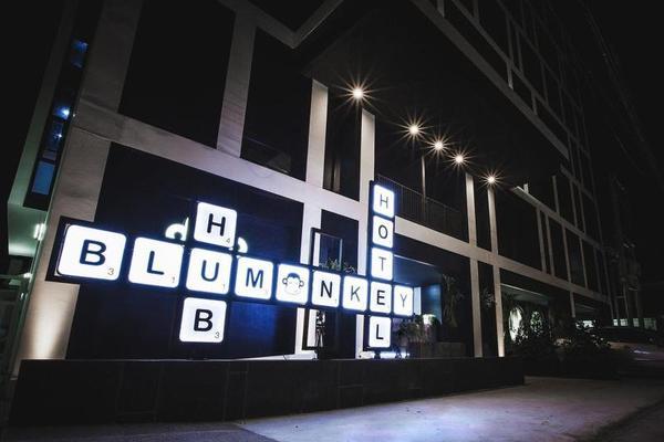 Facade - Blu Monkey Hub & Hotel 4* Phuket Thailande