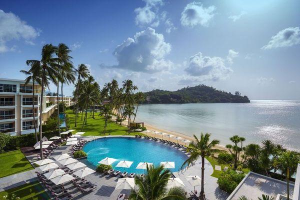 Facade - Crowne Plaza Phuket Panwa Beach 5* Phuket Thailande