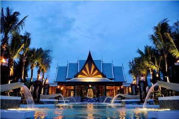 Facade - Natai Beach Resort And Spa Phangnga 5* Phuket Thailande