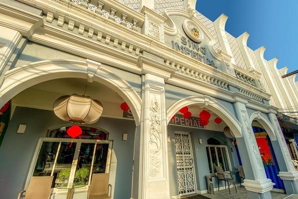 Autres - Sino Imperial Phuket Hotel 3* Phuket Thailande