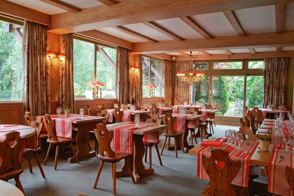 Restaurant - Hôtel La Tourmaline 3* La Plagne France Alpes