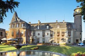 France Alsace / Lorraine-Rouffach, Hôtel Château-d'Isenbourg