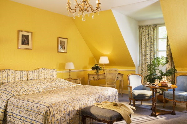 Chambre - Hôtel Château de l'Île 5* Strasbourg France Alsace / Lorraine