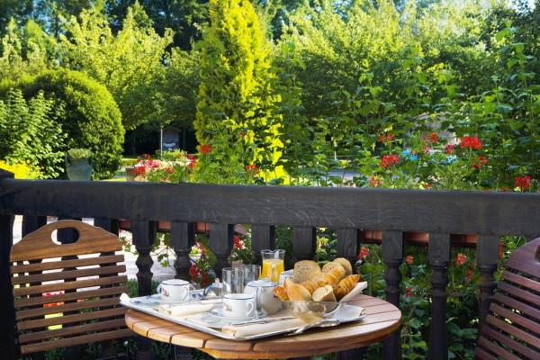 Restaurant - Hôtel Château de l'Île 5* Strasbourg France Alsace / Lorraine