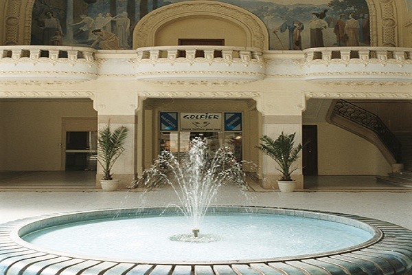 Reception - Hôtel Mercure Vichy Thermalia 4* Vichy France Auvergne