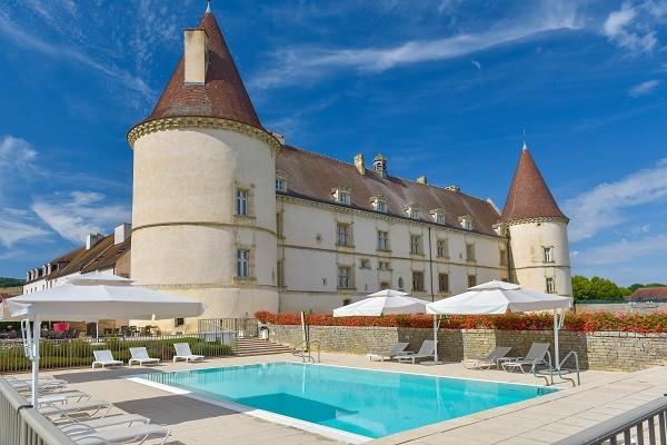 Piscine - Hôtel Château de Chailly 4* Chailly-sur-Armançon France Bourgogne