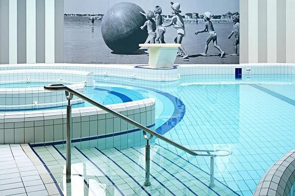 Piscine - Hôtel Kastel Wellness Thalasso & Spa 3* Benodet France Bretagne