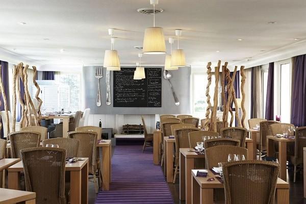 Restaurant - Hôtel Kastel Wellness Thalasso & Spa 3* Benodet France Bretagne