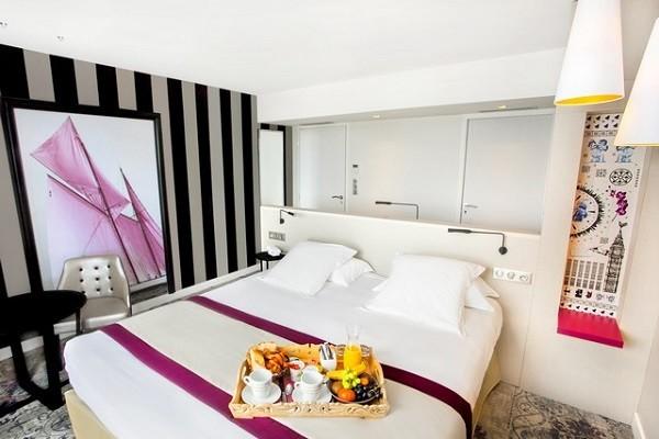Chambre - Hôtel Golden Tulip Thalasso & Spa Douarnenez 4* Douarnenez France Bretagne