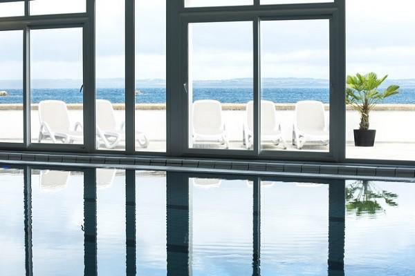 Vue panoramique - Hôtel Golden Tulip Thalasso & Spa Douarnenez 4* Douarnenez France Bretagne