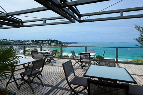 (fictif) - Hôtel Agapa 5* Perros Guirec France Bretagne