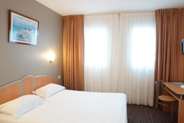 Chambre - Hôtel Jersey 3* Saint Malo France Bretagne