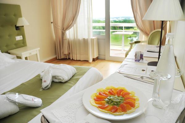 (fictif) - Hôtel Les Dryades Golf & Spa 4* Pouligny-Notre-Dame France Centre
