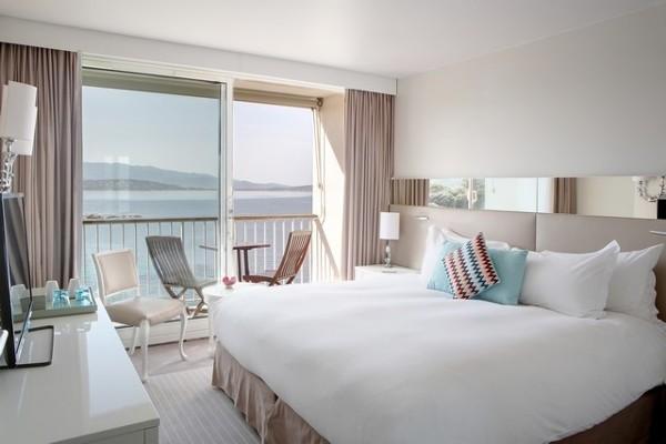 Chambre - Hôtel Sofitel Golfe d'Ajaccio Thalassa Sea & Spa 5* Porticcio France Corse