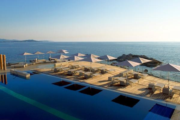 Piscine - Hôtel Sofitel Golfe d'Ajaccio Thalassa Sea & Spa 5* Porticcio France Corse