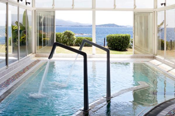 Spa - Hôtel Sofitel Golfe d'Ajaccio Thalassa Sea & Spa 5* Porticcio France Corse