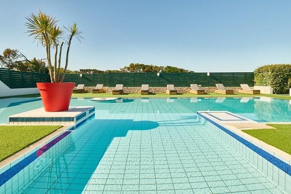 Piscine - Hôtel Atlanthal Chambre Club 4* Anglet France Cote Atlantique
