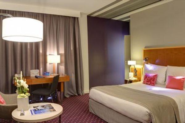 (fictif) - Hôtel Radisson Blu Biarritz 4* Biarritz France Cote Atlantique