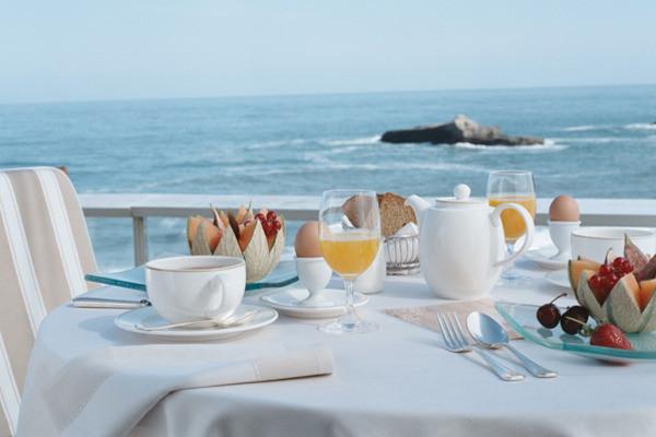 (fictif) - Hôtel Sofitel Biarritz Le Miramar Thalassa Sea & Spa 5* Biarritz France Cote Atlantique