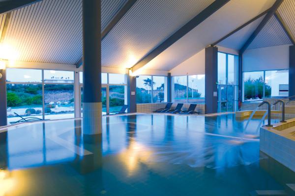 Spa - Hôtel Le Biarritz & Thalasso - Chambre Babord 3* Biarritz France Cote Atlantique