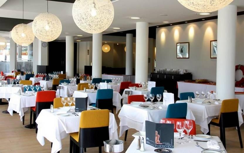Restaurant - Hôtel Serge Blanco 4* Hendaye France Cote Atlantique