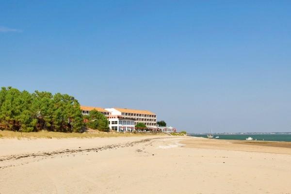 Facade - Hôtel Novotel Oléron Thalassa Sea & Spa ARCHIVE 4* Ile D'oleron France Cote Atlantique