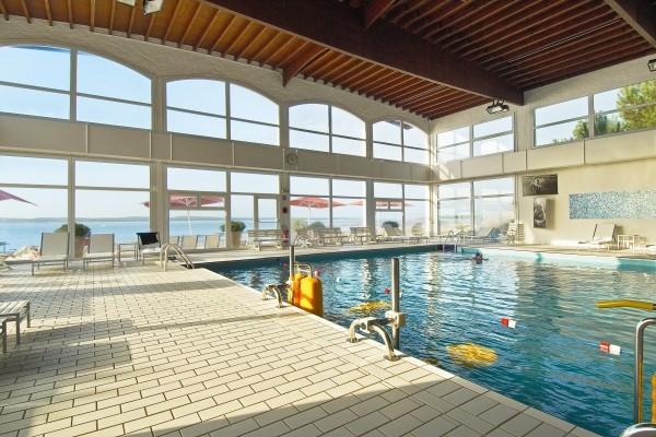 Piscine - Hôtel Novotel Oléron Thalassa Sea & Spa ARCHIVE 4* Ile D'oleron France Cote Atlantique