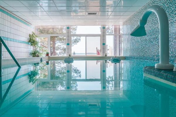 Piscine - Hôtel Novotel Oléron Thalassa Sea & Spa 4* Ile D'oleron France Cote Atlantique