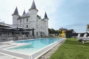 France Cote Atlantique-La Baule, Hôtel Chateau des Tourelles