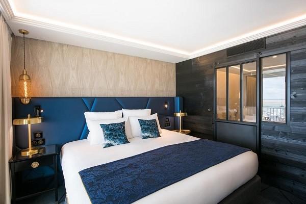 Chambre - Hôtel MGallery La Grande Terrasse 4* La Rochelle France Cote Atlantique