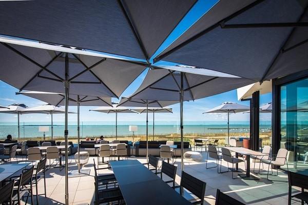 Restaurant - Hôtel MGallery La Grande Terrasse 4* La Rochelle France Cote Atlantique