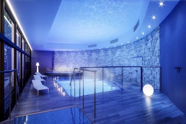 Piscine - Hôtel VitalParc Lacanau Ocean 3* Lacanau France Cote Atlantique