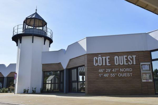 Facade - Hôtel Côte Ouest Thalasso & Spa Les Sables d'Olonne 4* Les Sables D'olonne France Cote Atlantique