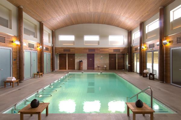 Piscine - Hôtel Relais de Margaux Golf & Spa 4* Margaux France Cote Atlantique