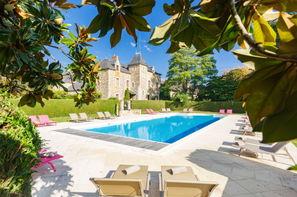France Cote Atlantique-Missillac, Hôtel Domaine de la Bretesche